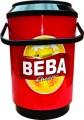 Cooler 06 latas - PRETO