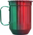 Caneca em Aluminío Colorido 600 ml. MULTICOLOR