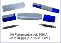 Kit Ferramentas ref. 3001